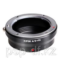 Переходник KIPON M 4/3 Lens to FUJIFILM X