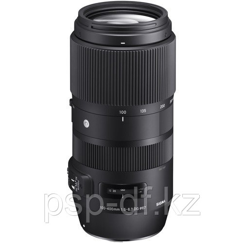 Объектив Sigma 100-400mm f/5-6.3 DG OS HSM Contemporary для Canon