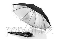 Зонт универсальный серебро 85см