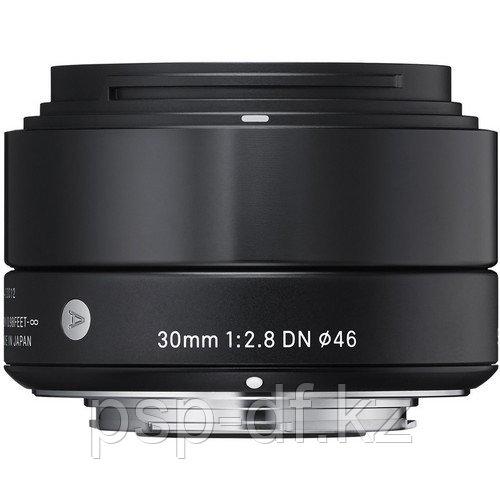 Объектив Sigma 30mm f/2.8 DN для Sony E-mount