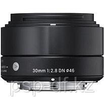 Объектив Sigma 30mm f/2.8 DN для Sony E
