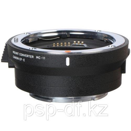 Переходник с поддержкой автофокуса Sigma MC11 Canon EF lens на Sony E
