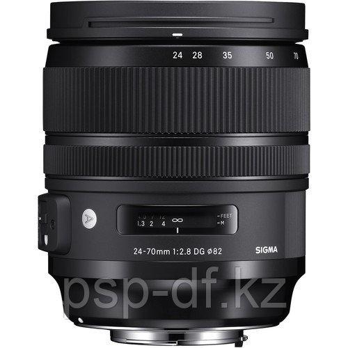 Объектив Sigma 24-70mm f/2.8 DG OS HSM Art для Nikon