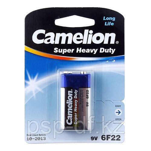 Батарейка Camelion 6F22 - крона