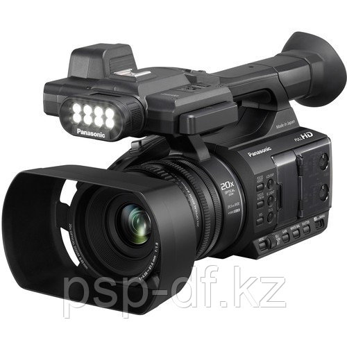 Видеокамера Panasonic AG-AC30EJ + аккумулятор Jupio VW-VBD58