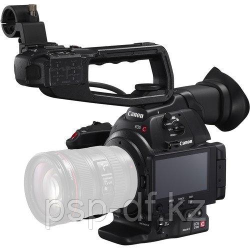 Кинокамера Canon EOS C100 Mark II + аккумулятор Jupio BP-955
