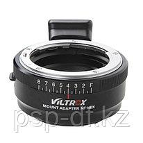 Переходник Viltrox NF-NEX (объективы Nikon на байонет NEX) с диафрагмой