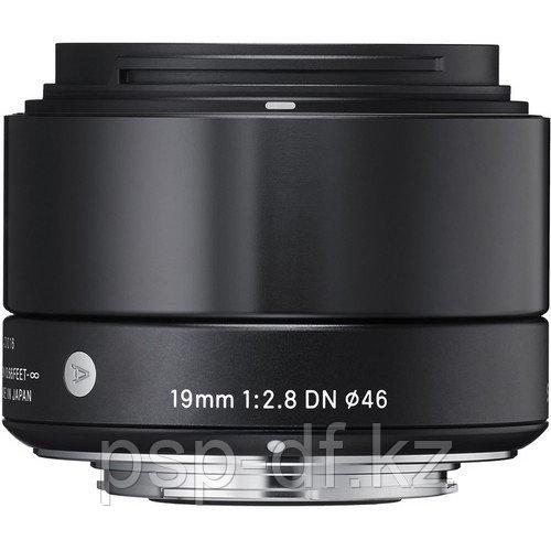 Объектив Sigma 19mm f/2.8 DN для Sony E-mount
