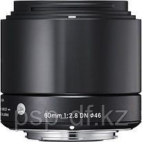 Объектив Sigma 60mm f/2.8 DN для Sony E-mount