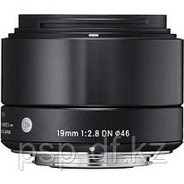 Объектив Sigma 19mm f/2.8 DN для MFT Mount