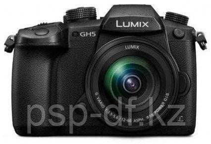 Фотоаппарат Panasonic Lumix DC-GH5 kit 12-60mm f/3.5-5.6