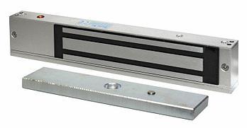 Электромагнитный замок Smartec ST-EL250MLD, усилие 250 кг для двустворчатых дверей