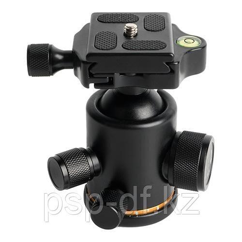 Голова для штатива CAME-TV TP727 38mm Ball Head 33 Lbs Payload
