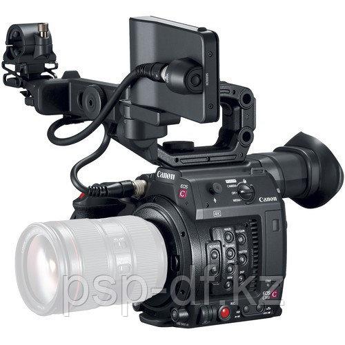 Кинокамера Canon EOS C200 EF + Sandisk Cfast 2.0 128GB and Reader
