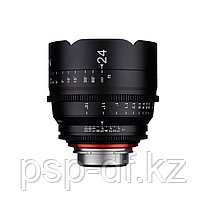 Объектив Samyang Xeen 24mm T1.5 Canon EF