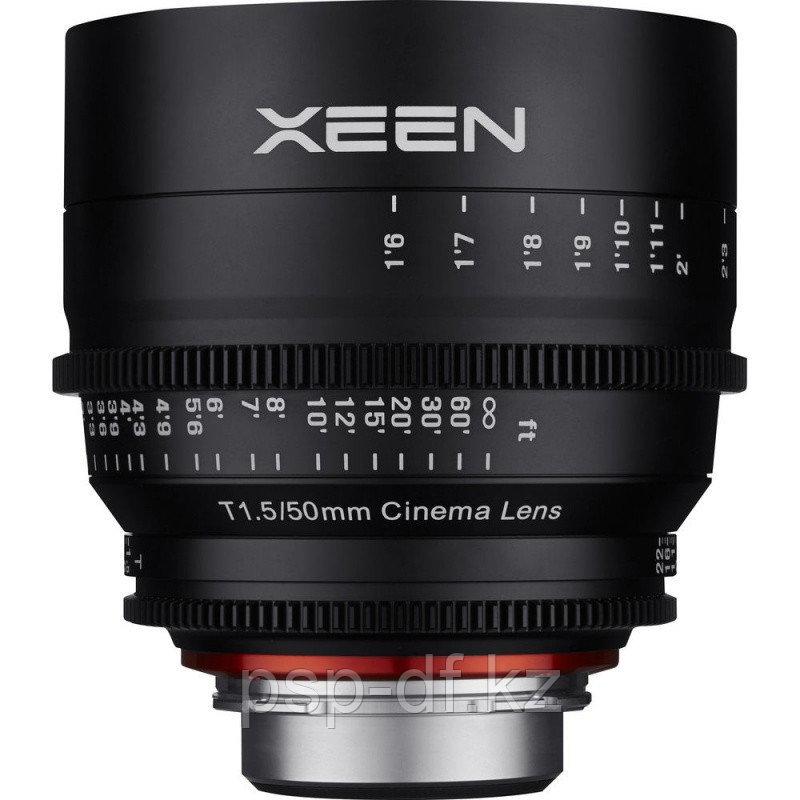 Объектив Samyang Xeen 50mm T1.5 Canon EF