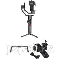 Электронный стабилизатор Zhiyun-Tech Crane-2 Gimbal Stabilizer Kit с Dual Handle and Remote Control