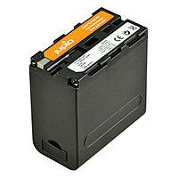 Аккумулятор Jupio NP-F980D (USB 5V / DC 8.4V output) 7.800 mAh для Sony