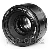 Объектив Yongnuo YN 50mm f/1.8 для Canon