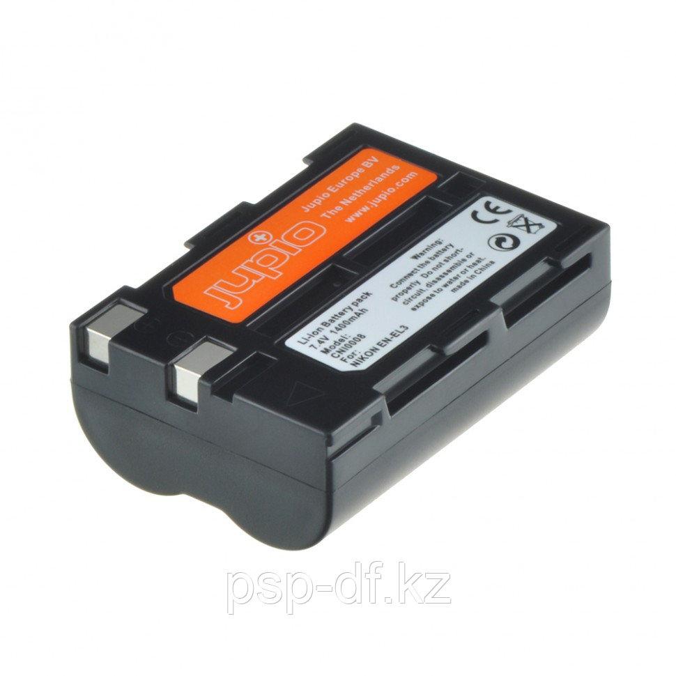Аккумулятор Jupio EN-EL3 для Nikon