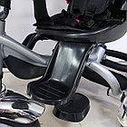 Велосипед трехколесный с родительской ручкой, фонарем и мелодиями. Рассрочка. Kaspi RED, фото 9