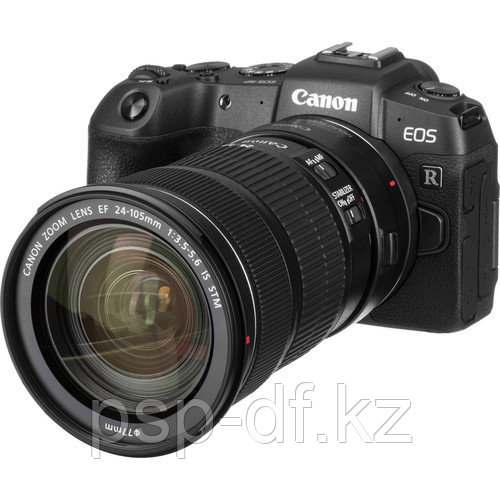 Фотоаппарат Canon EOS RP kit EF 24-105mm f/3.5-5.6 STM + Mount Adapter EF-EOS R