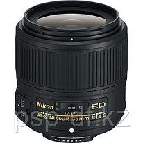 Объектив Nikon AF-S NIKKOR 35mm f/1.8G ED