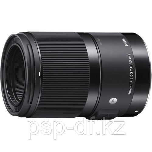 Объектив Sigma 70mm f/2.8 DG Macro Art для Sony E