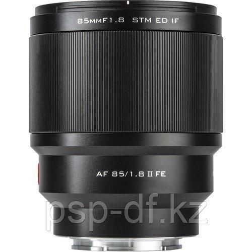 Объектив Viltrox AF 85mm f/1.8 II FE Lens для Sony E