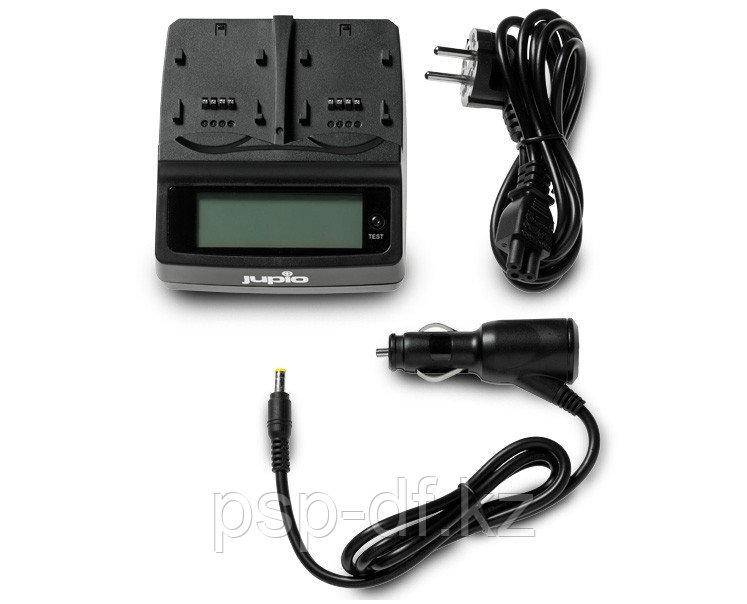 Двойное зарядное устройство Jupio для Sony NP-FZ100