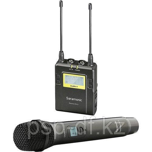 Радио репортерский Saramonic UwMic9 RX9+HU9
