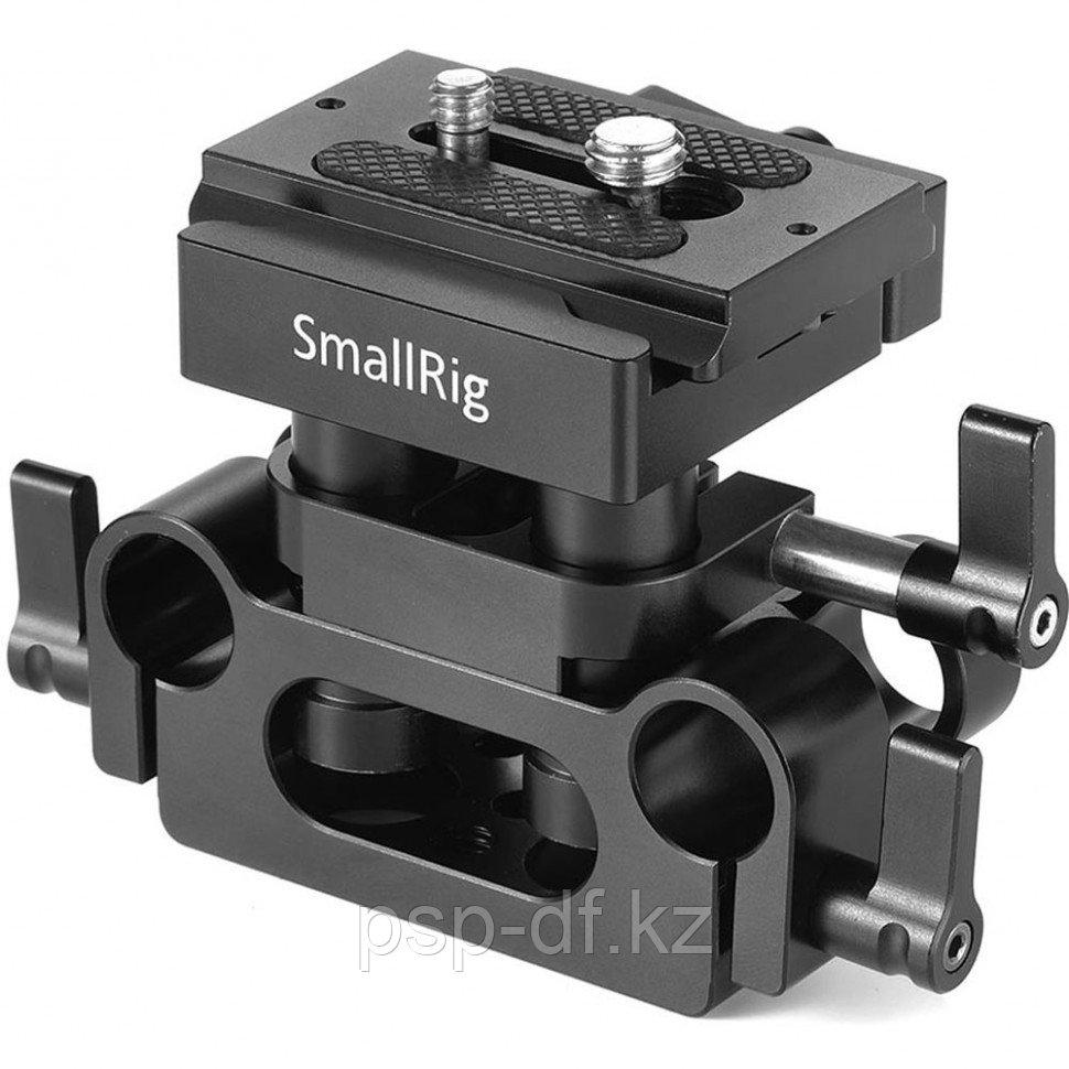 Универсальная рельсовая система SmallRig Universal 15mm Rail Support System Baseplate 2272B