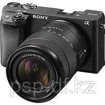 Фотоаппарат Sony Alpha A6400 kit 18-135mm
