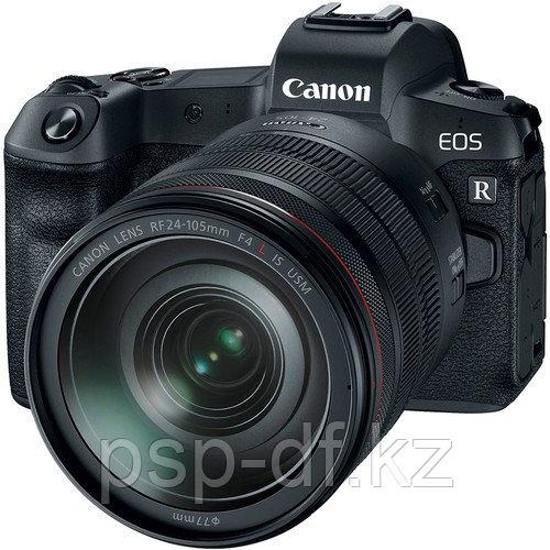 Фотоаппарат Canon EOS R kit RF 24-105mm f/4L IS USM + Mount Adapter EF-EOS R гарантия 2 года!!!