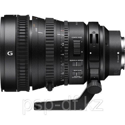 Объектив Sony FE PZ 28-135mm f/4 G OSS гарантия 2 года!!!