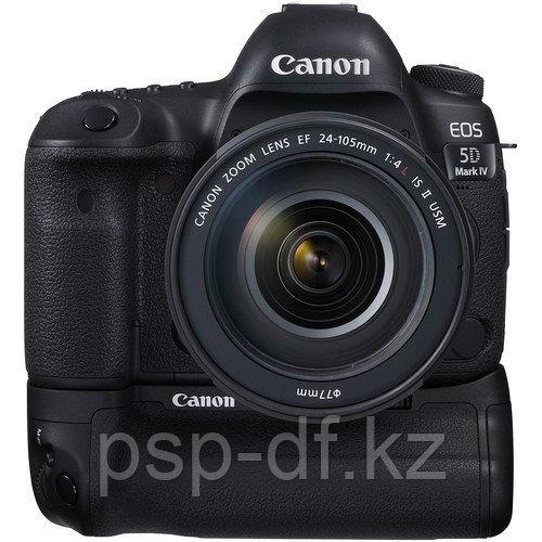 Фотоаппарат Canon 5D Mark IV Body + Canon BG-E20