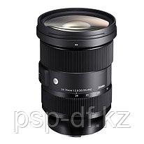 Объектив Sigma 24-70mm f/2.8 DG DN Art для Sony E