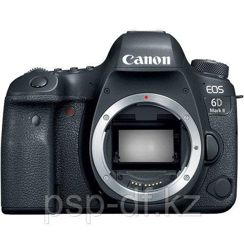 Фотоаппарат Canon EOS 6D Mark II + батарейный блок Jupio BG-E21