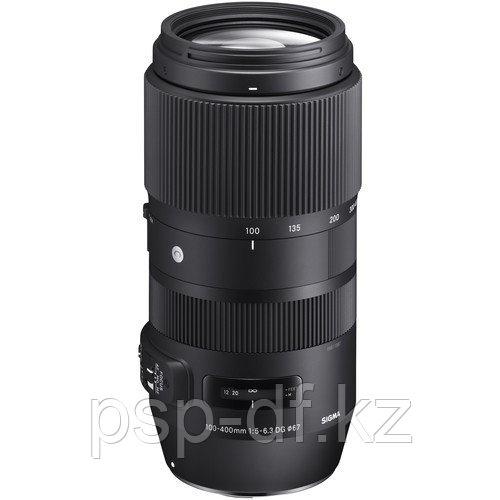 Объектив Sigma 100-400mm f/5-6.3 DG OS HSM Contemporary для Nikon