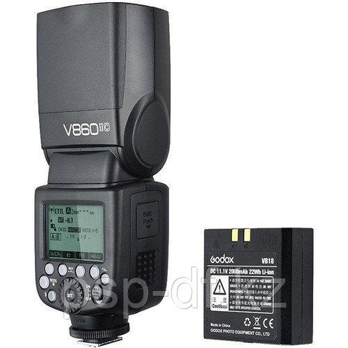 Вспышка Godox VING V860IIC TTL Li-Ion Kit для Canon