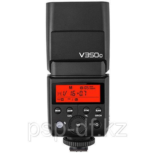 Вспышка Godox V350F Flash for Fuji