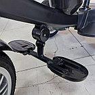 Велосипед трехколесный с родительской ручкой, спинка откидывается. Рассрочка. Kaspi RED, фото 3