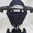 Велосипед трехколесный с родительской ручкой, спинка откидывается. Рассрочка. Kaspi RED, фото 8