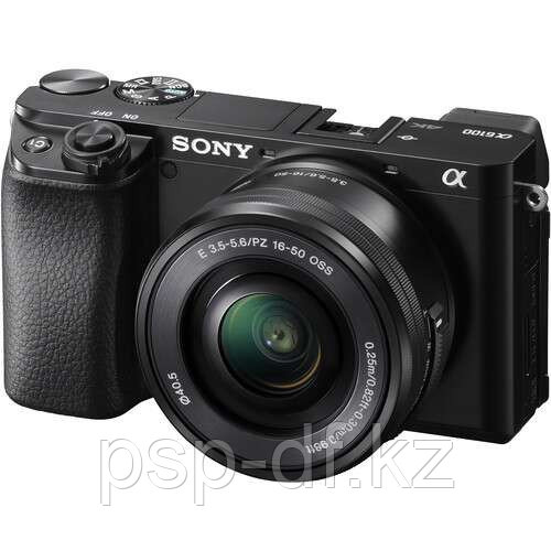 Фотоаппарат Sony Alpha A6100 kit 16-50mm