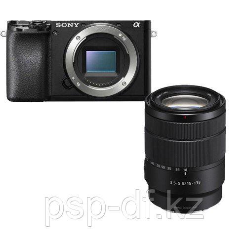 Фотоаппарат Sony Alpha A6100 kit 18-135mm