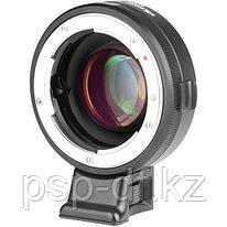 Переходник Viltrox NF-E 0,71х Adapter для Nikon F-Mount, G-Type Lens на Sony E-Mount