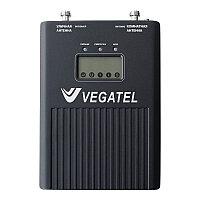 VEGATEL VT3-900L (LED) - Репитер, 80 дБ/320 мВт, новый черный корпус с экраном