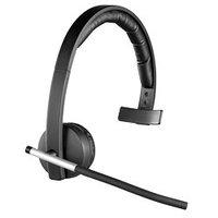 Logitech Wireless Headset H820e [981-000512] - Беспроводная бизнес-гарнитура, mono