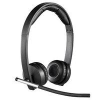 Logitech Wireless Headset Dual H820e [981-000517] - Беспроводная гарнитура для UC