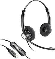 Plantronics Entera HW121N-USB-M [202239-01] - Профессиональная гарнитура, USB, Lync